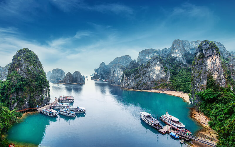 vietnam tour package from indonesia