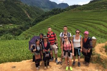Winter trekking experience in Vietnam