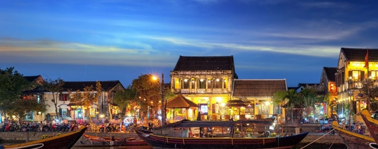 Ancient city of Hoi An