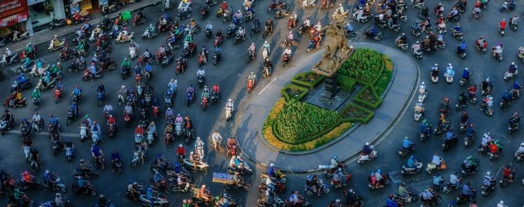 Saigon or Ho Chi Minh - City