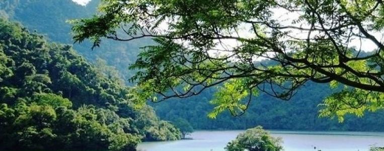 Ba Be and Thac Ba lake
