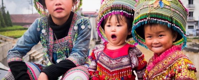 Ethnic groups in Sapa and Bac Ha