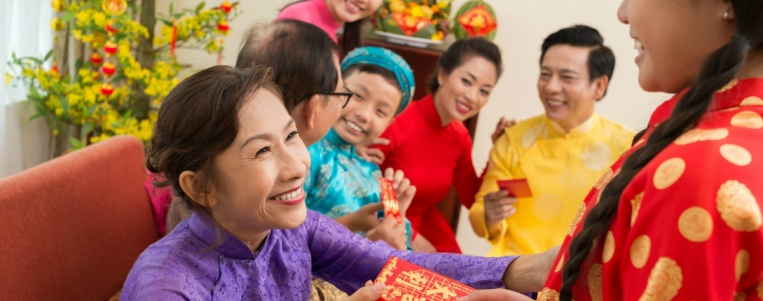 The family of Vietnam