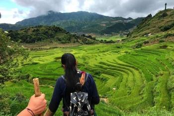 Hiking on the Thai's poeple ethnic