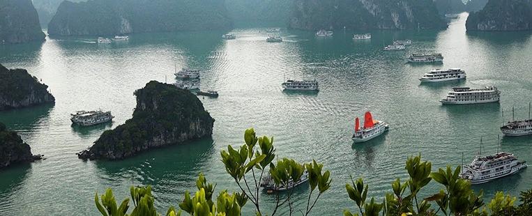 Luxury Cruise : Multi country