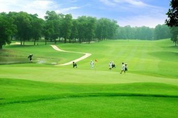Golf getaway Vietnam